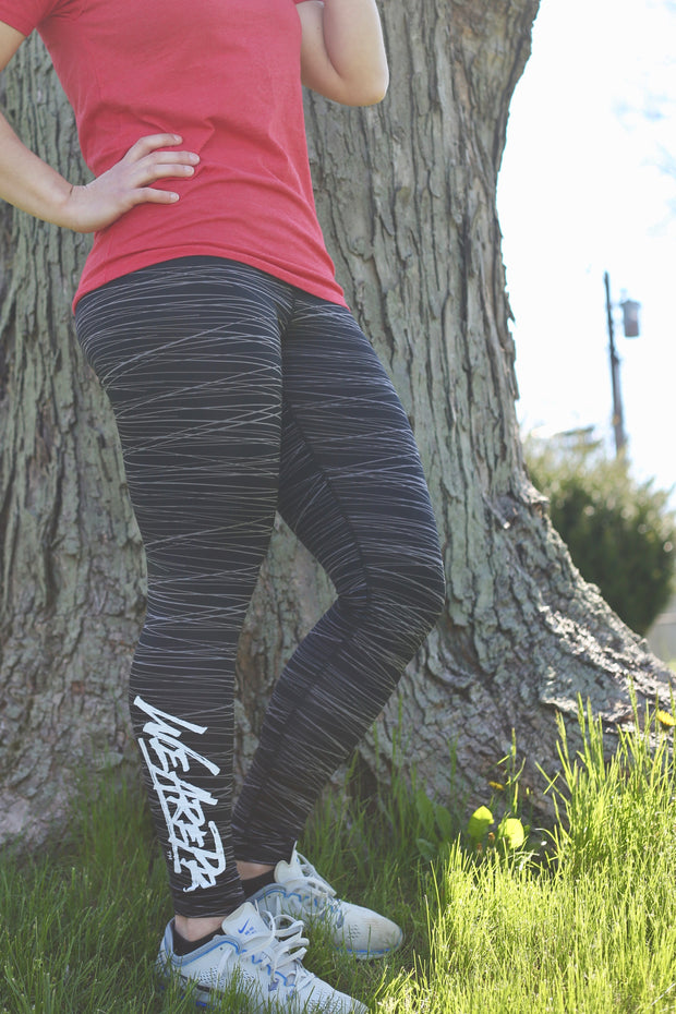 Women's Leggings - Black