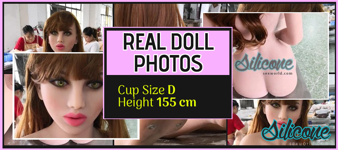 Customer Doll Images - 155cm D Cup WM Sex Doll