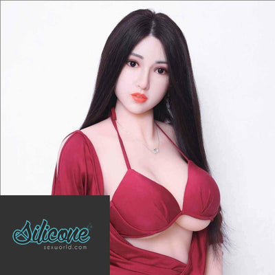 Miyelle - 165Cm | 5 4 E Cup (Hybrid: Silicone Head + Tpe Body) Pre-Optioned Doll