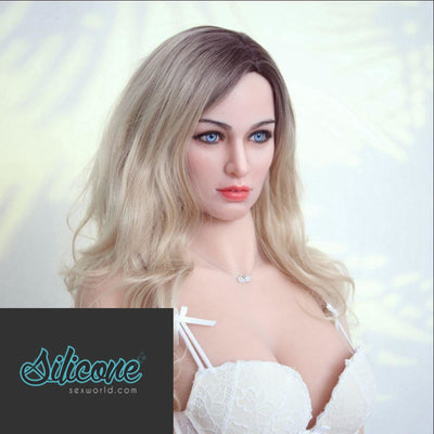 "Sex Doll - Amor - 161 cm | 5'3"" - I Cup (Hybrid - Silicone Head + TPE Body) - Product Image"