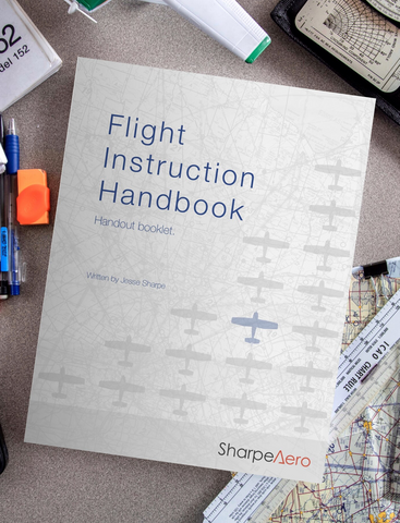 SharpeAero Flight Instruction Handbook - Handout Booklet