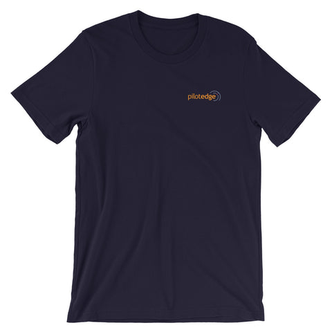 PilotEdge Logo Navy Shirt