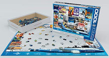 Afbeelding in Gallery-weergave laden, Boeing Advertising Collection - 1000 stukjes - Legpuzzel