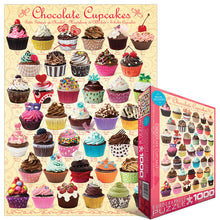 Afbeelding in Gallery-weergave laden, Chocolate Cupcakes - Eurographics - Legpuzzel