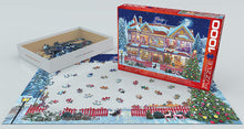 Afbeelding in Gallery-weergave laden, Getting Ready for Christmas - 1000 stukjes - Legpuzzel