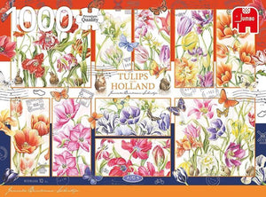 Tulips from Holland Premium Collection - 1000 stukjes - Legpuzzel