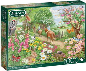 Falcon puzzel An Afternoon Hack Jumbo - Legpuzzel - 1000 stukjes
