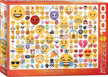 Afbeelding in Gallery-weergave laden, Emoji What's your mood? Eurographics - 1000 stukjes - Legpuzzel