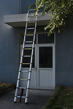 Load image into Gallery viewer, EN131 Professional Use Extendable 6061 Aluminum Alloy Telescoping Ladder 12.5'ft