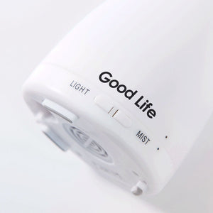 Personal Ultrasonic Cool Mist Filter Humidifier Air Purifier Aroma Oil Diffuser