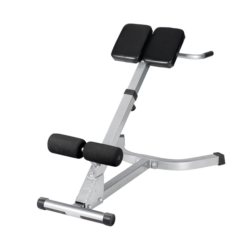 Buy-Hive Roman Chair Adjustable Abdominal Core Trainer AB Back Hyperextension Strength Training Bench