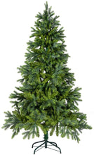Load image into Gallery viewer, 6 Foot Premium Hinged Artificial Christmas Fir Spruce Tree PVC PE Flame Retardant