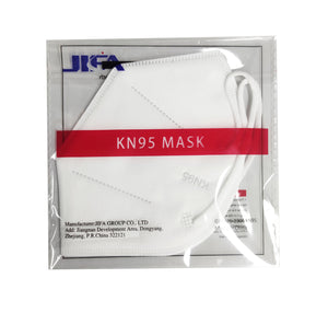 25 Count KN95 Protective Face Mask Disposable FDA Certified High-Efficiency Comfortable