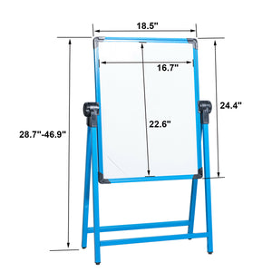Easel Whiteboard Stand Magnetic Dry Erase Board Office School Marker