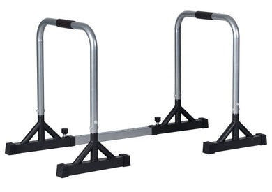 Dip Station Body Press Bar Stand Fitness Strength Training Home Gym Workout