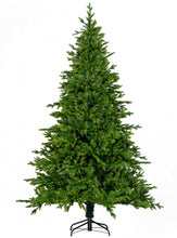 Load image into Gallery viewer, 7ft Artificial Christmas Tree Premium  Full  Fir Spruce Flame Retardant