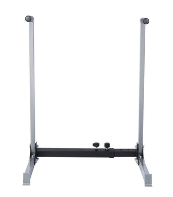 Dip Stand Station Body Press Bar Workout Fitness Strength Training Home Gym