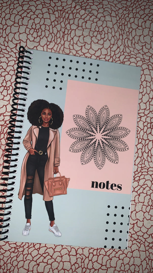 THE NOTES - NOTEBOOK