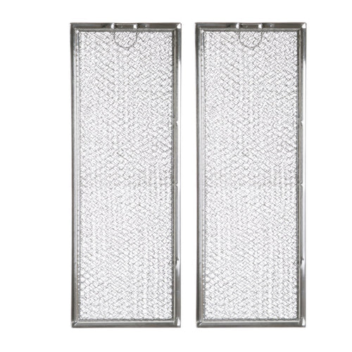 WB06X10288 (2-Pack) Grease Filter for GE Microwaves by PartsBroz - Replaces Part Numbers AP3417082, 910437, AH227998, EA227998, PS227998, WB6X10288