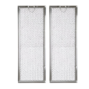 WB06X10288 Grease Filter (2-Pack) - Compatible with GE Microwaves