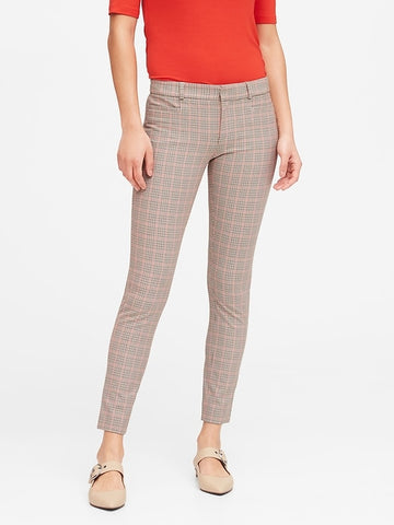Classic Sloan Skinny-Fit Pant in Camel