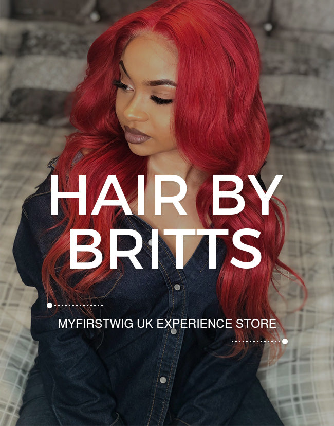 HAIR BY BRITTS | LONDON