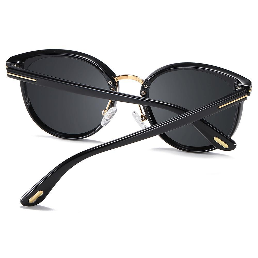 cheap sunnies with black temple arms