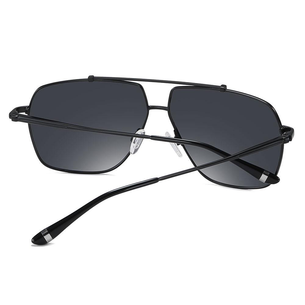 black temple arms for the aviator sunglasses