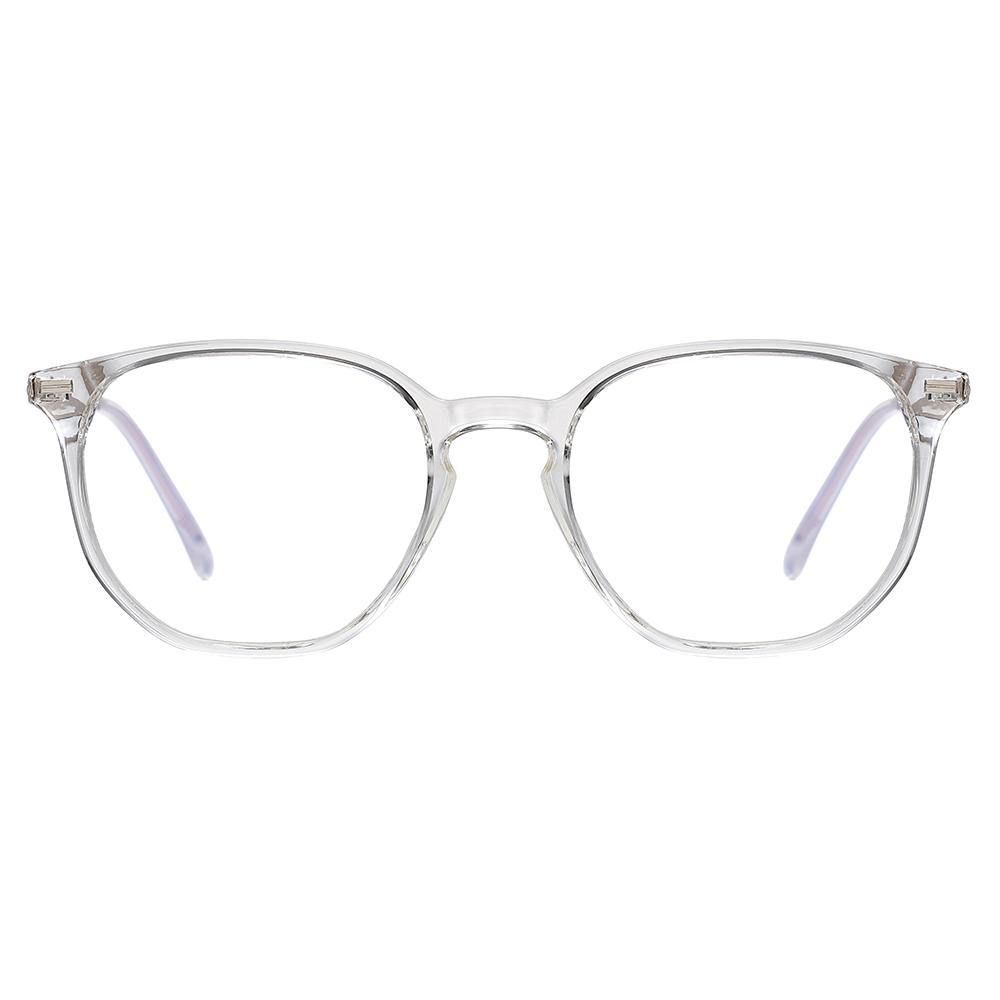 clear frames for this square round spectacles