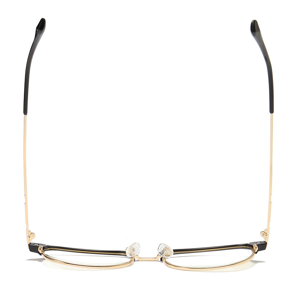 prescription eyeglasses with adjustable nose pads