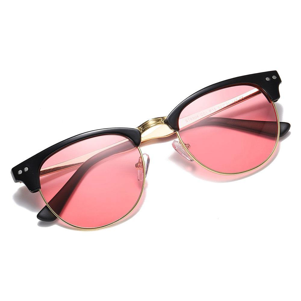 pink clubmaster sunglasses for girls women and men