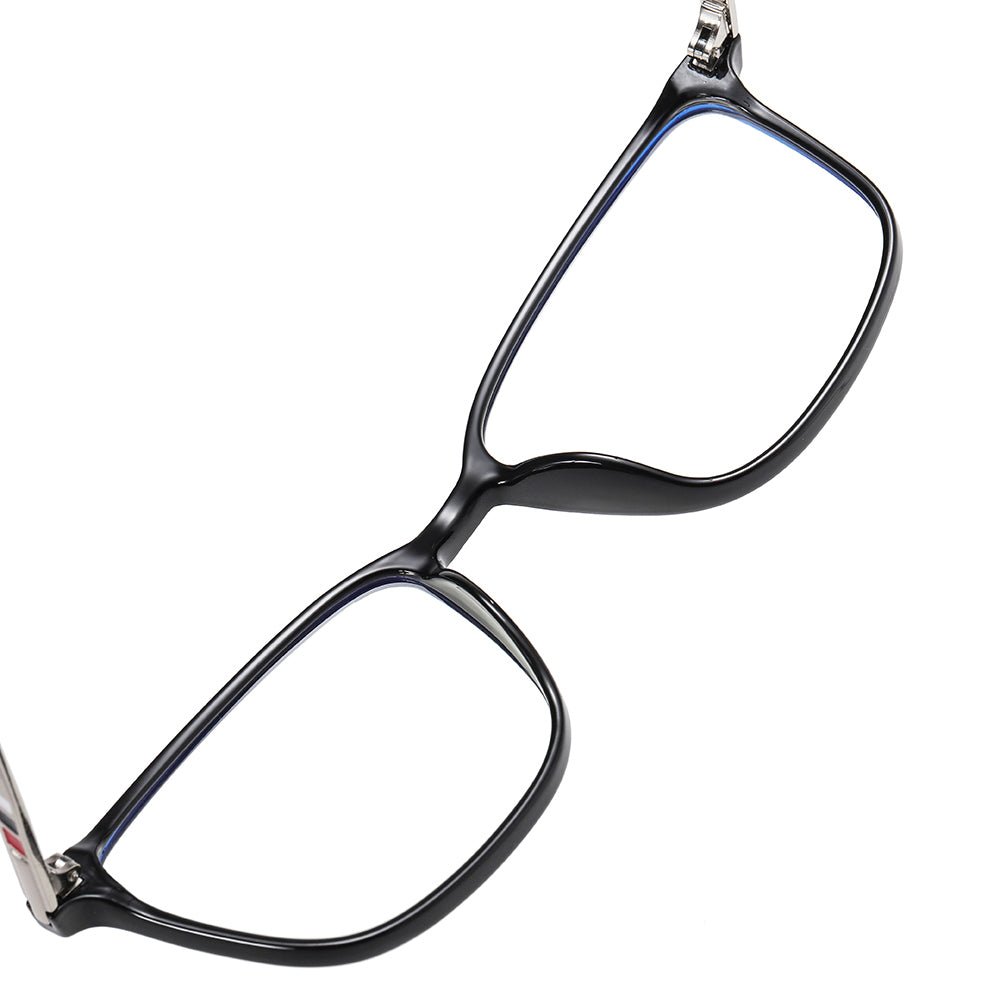 one piece nose pad black frames