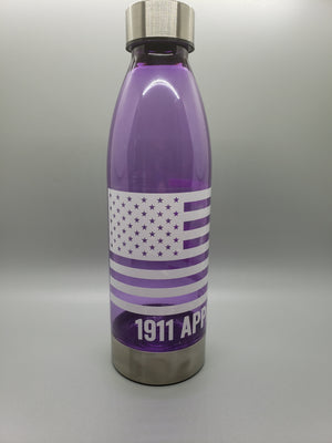 1911 American Flag water bottle.