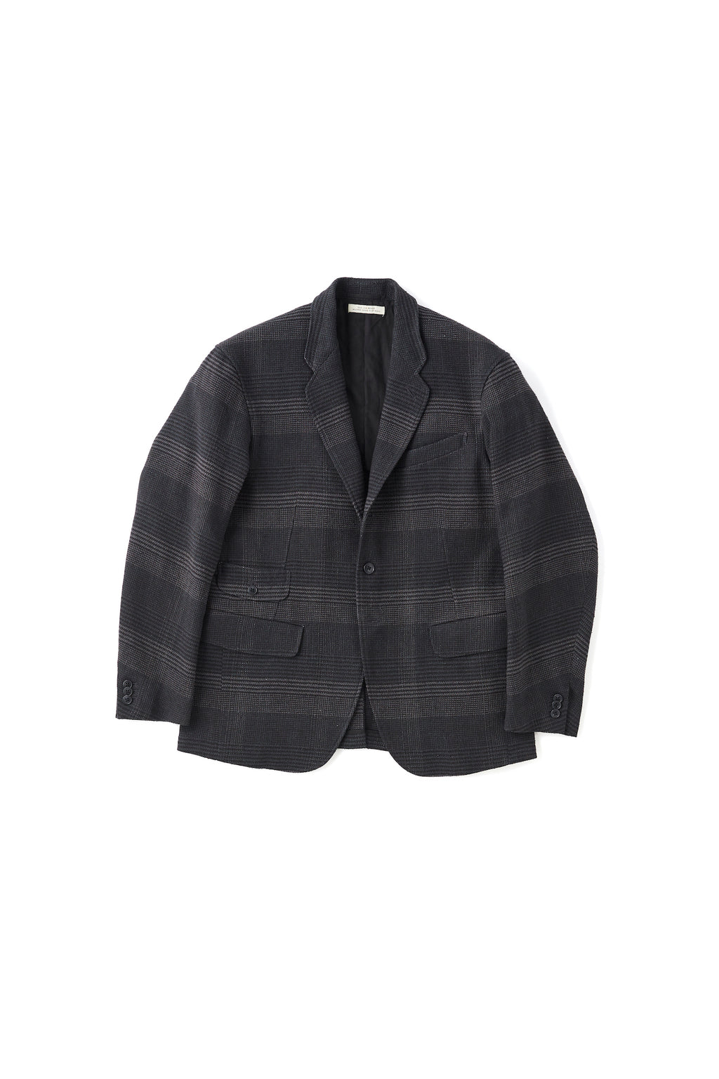 SINGLE-BREASTED GENTS JACKET - 201OJ-JK01