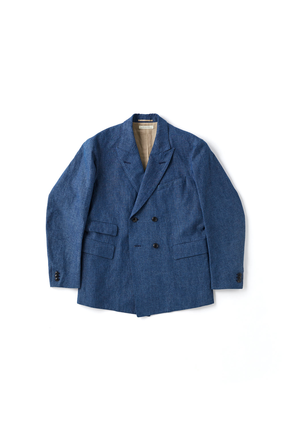 DOUBLE-BREASTED GENTS JACKET - 201OJ-JK02