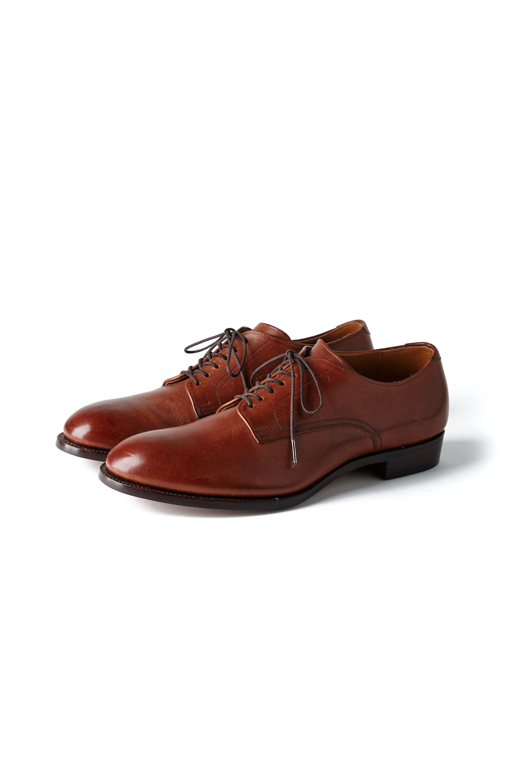 """The Officer""  STUNNING LEATHER OXFORD SHOES - 201OJ-FW02"