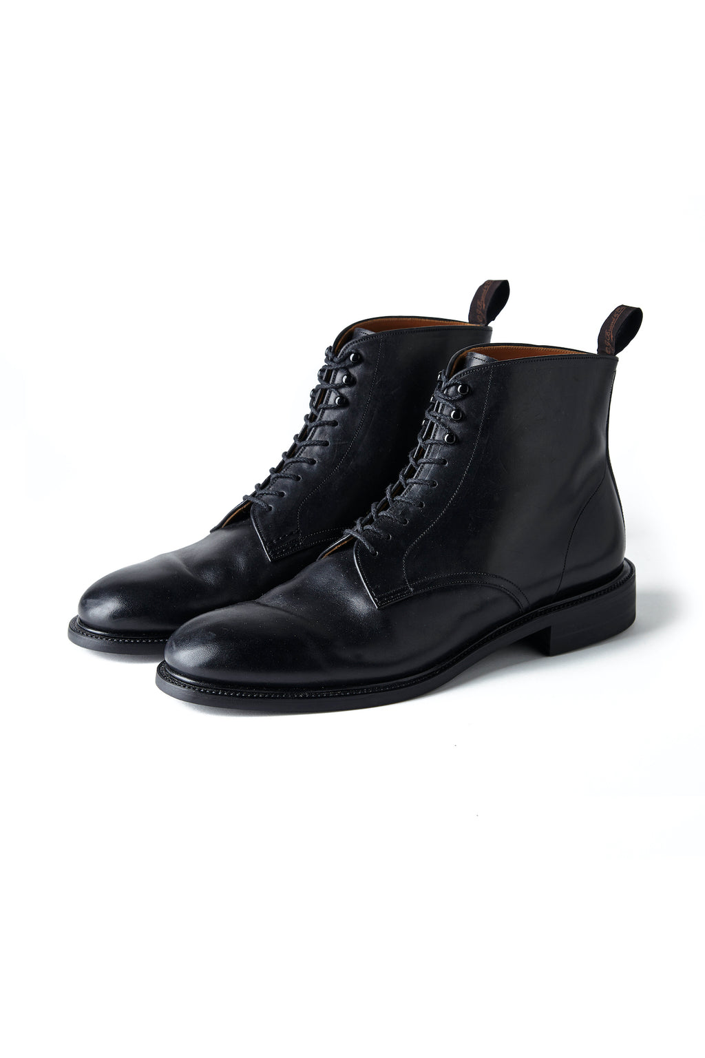 """The Hunter""  STUNNING LEATHER UNKLE BOOTS - 201OJ-FW01"