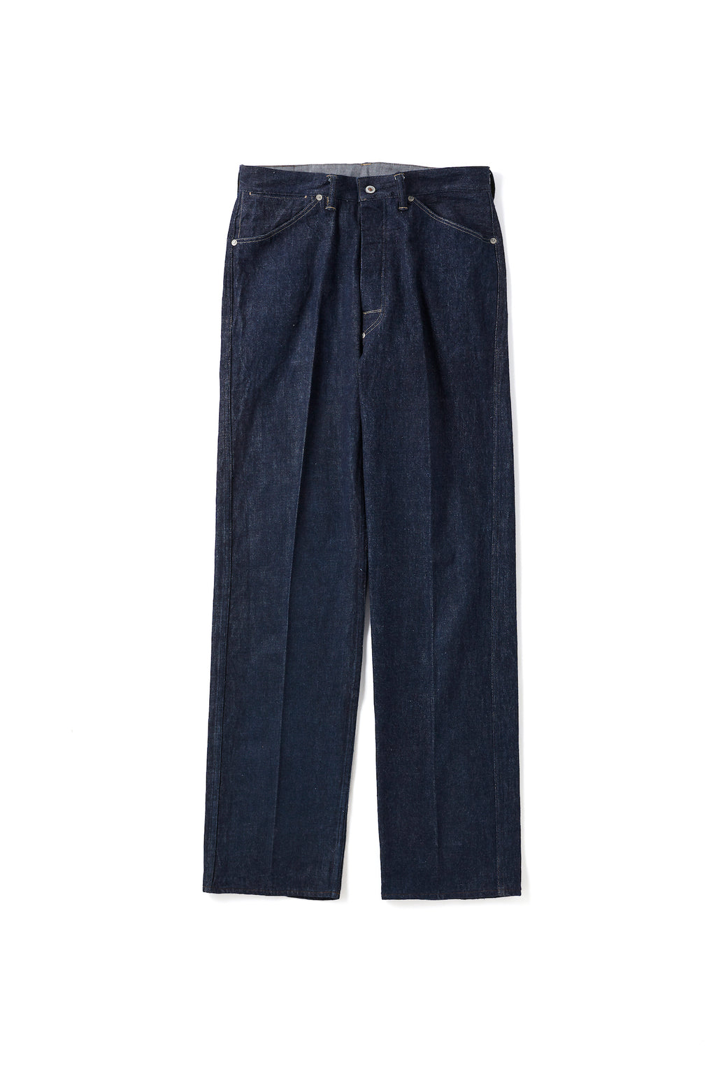 "PLEATED JEAN TROUSER""946"" - 201OJ-PT04"