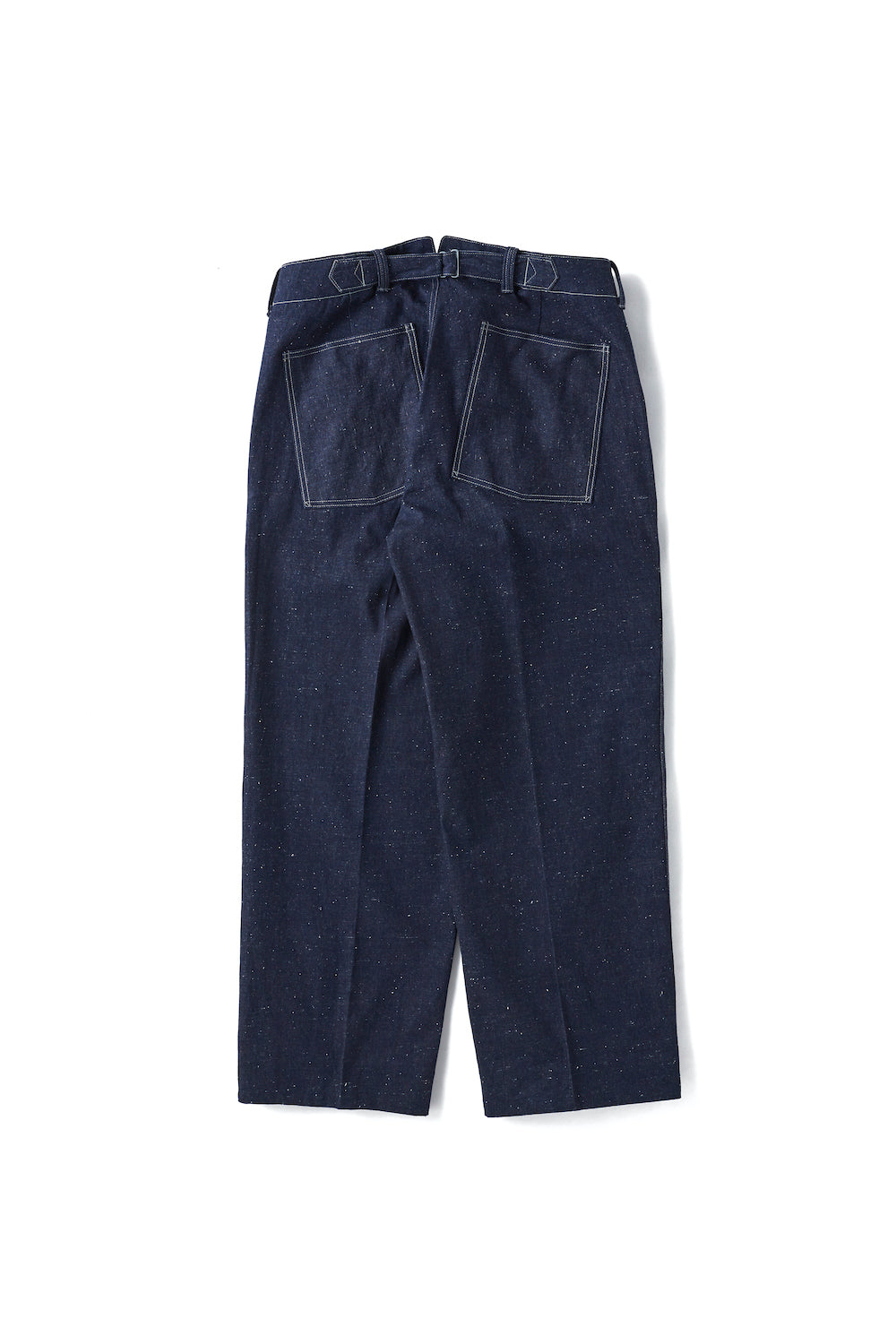 BUCKLE BACK SAILOR TROUSER - 211OJ-PT07