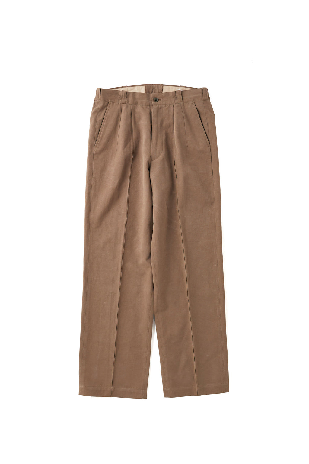 FRONT TUCK ARMY TROUSER - 201OJ-PT06