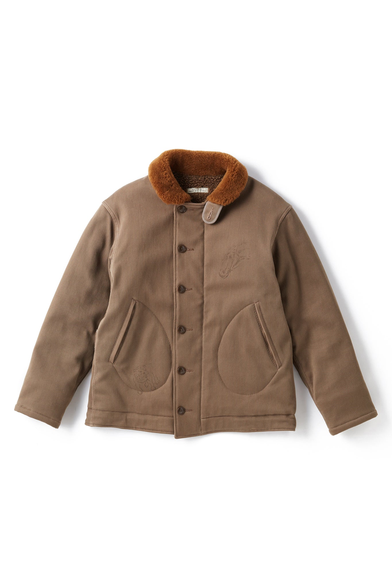 CIVILIAN SHEARING WINTER JACKET - 202OJ-JK13