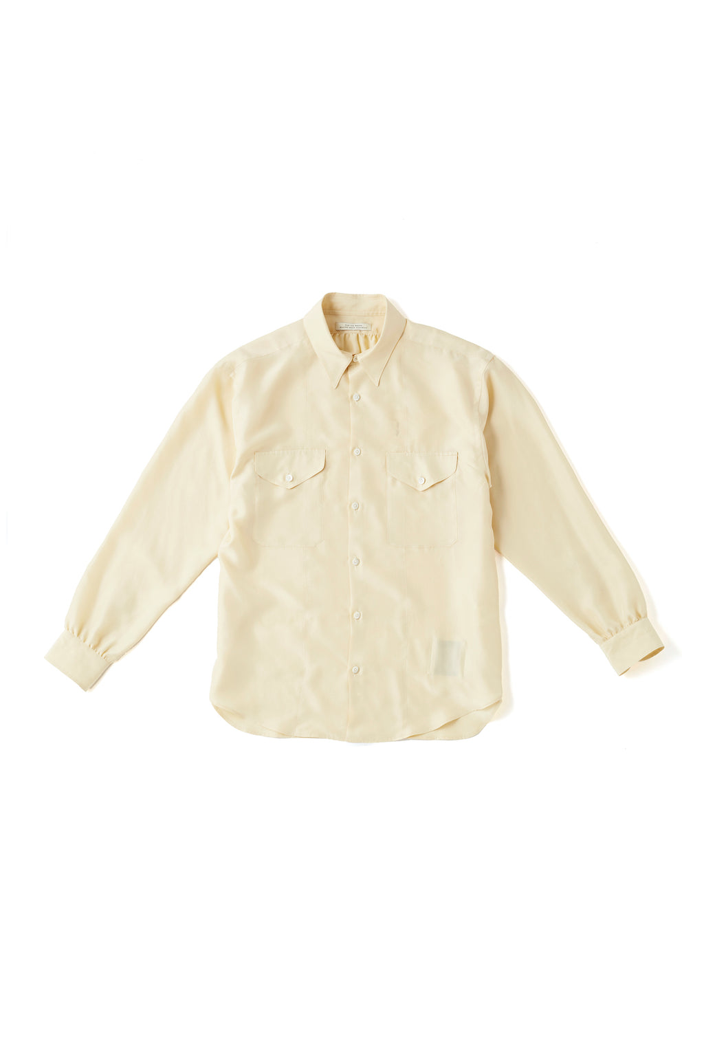 TOP NOTCH UNIFORM SHIRTS (long sleeve) - 201OJ-SH01