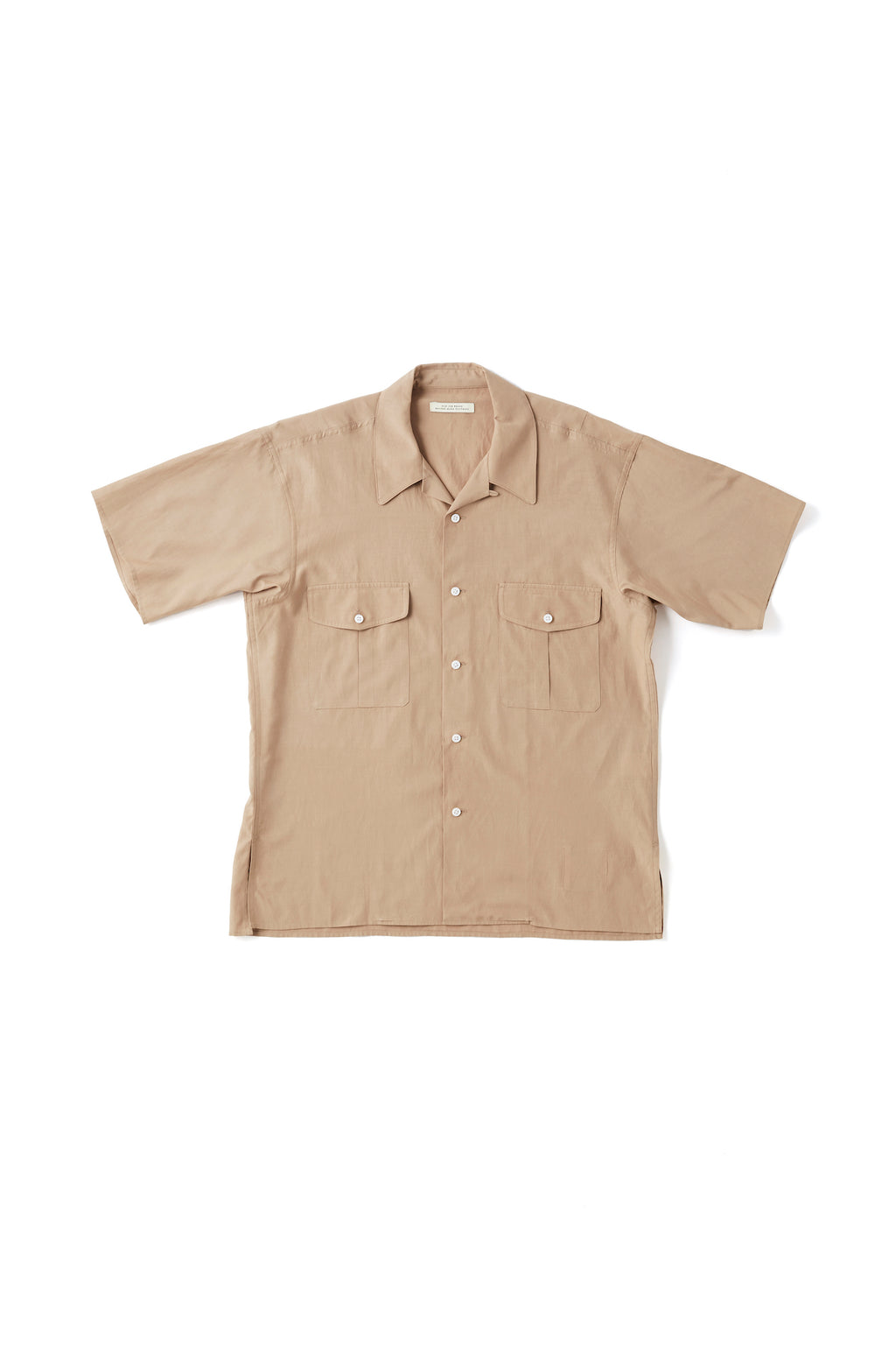 TOP NOTCH UNIFORM SHIRTS (short sleeve) - 201OJ-SH11