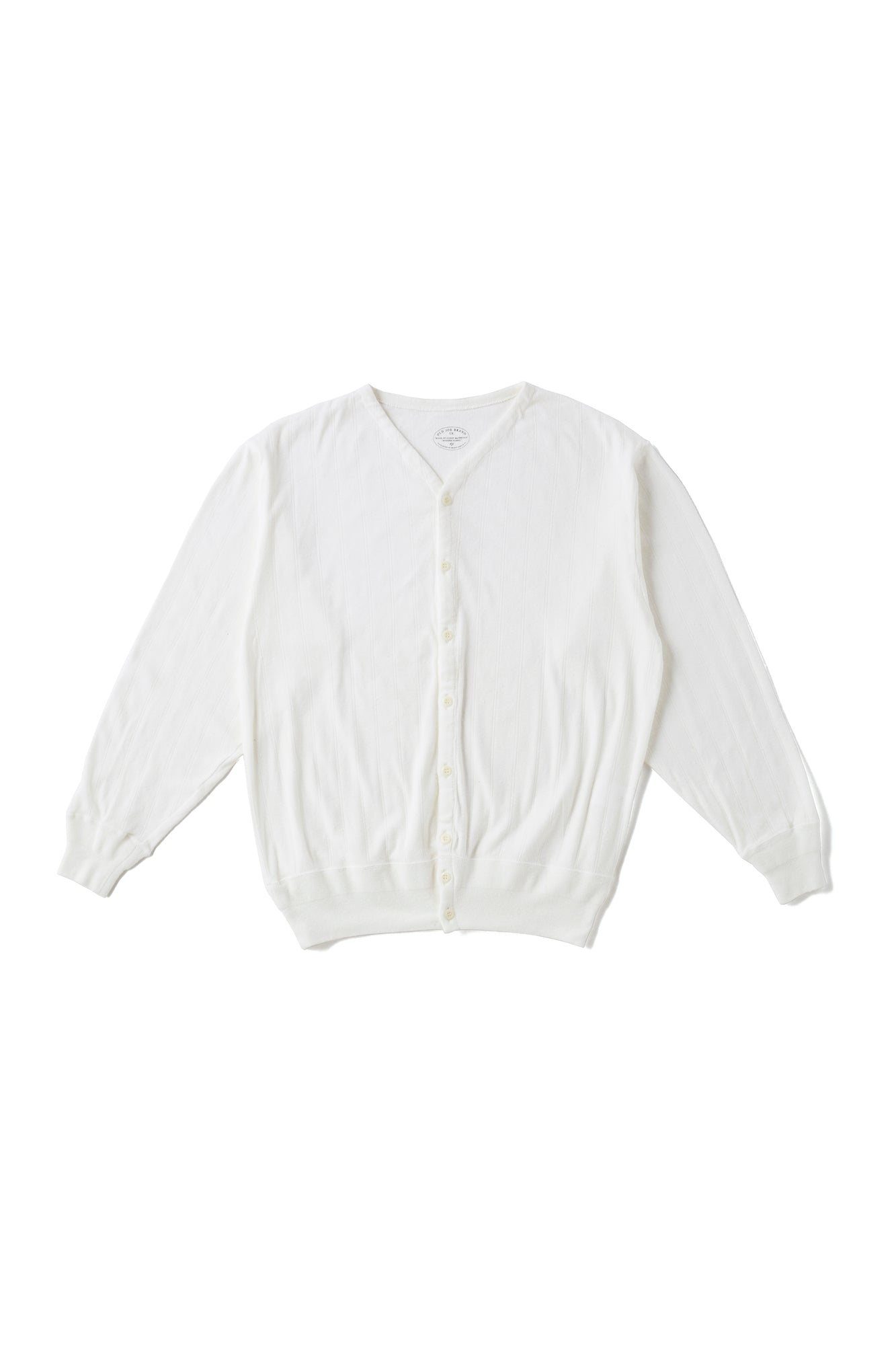 RIBBED OPEN-FRONT SHIRTS - 201OJ-CT02