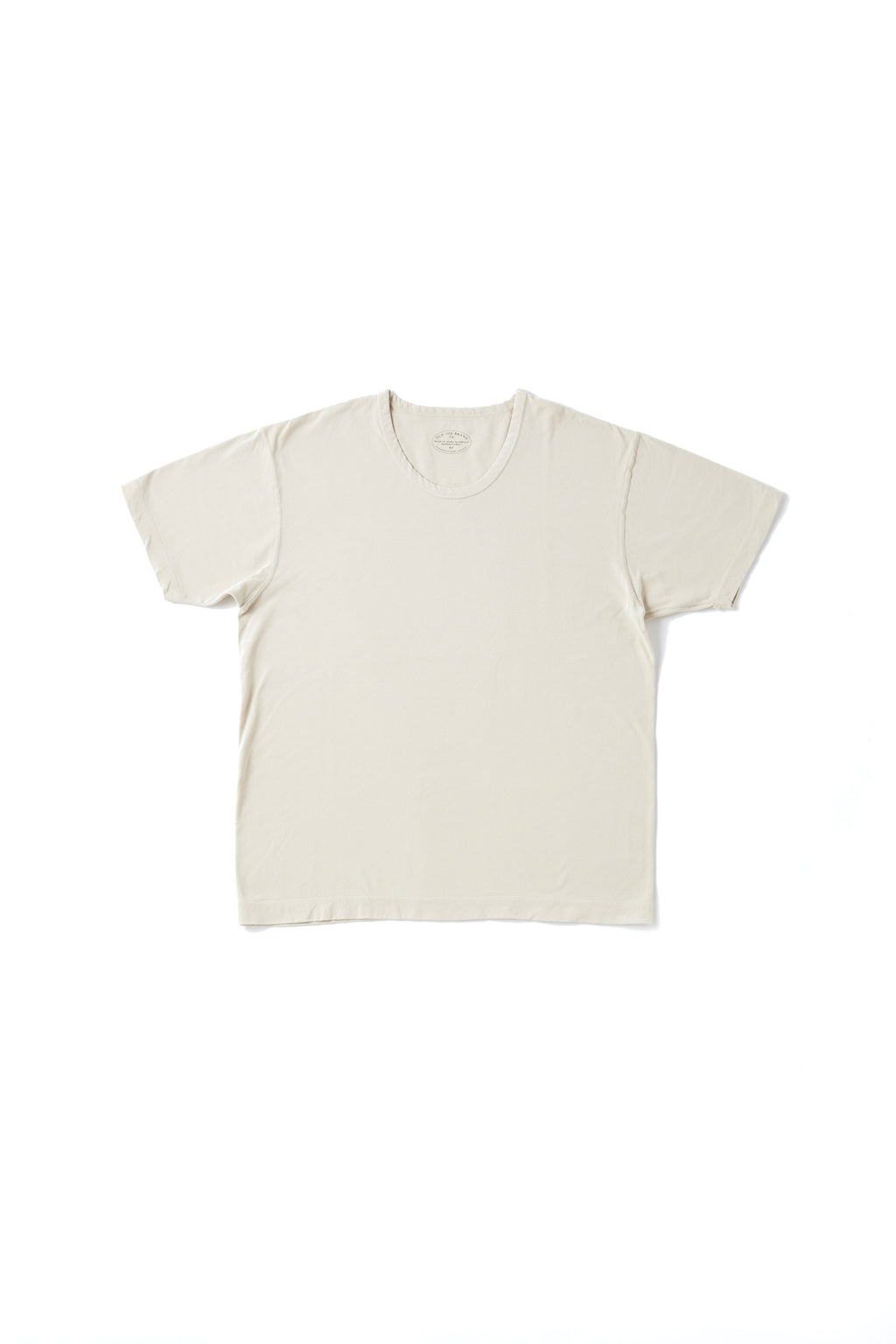 TUBE TEE(ROUND-NECK) - 201OJ-CT06