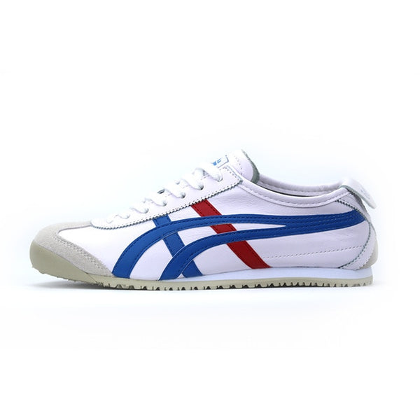 Onitsuka Tiger Neutral Sneakers Comfortable and Breathable Classic Men and Women Shoes Outdoor Comfortable Trend Casual Shoes