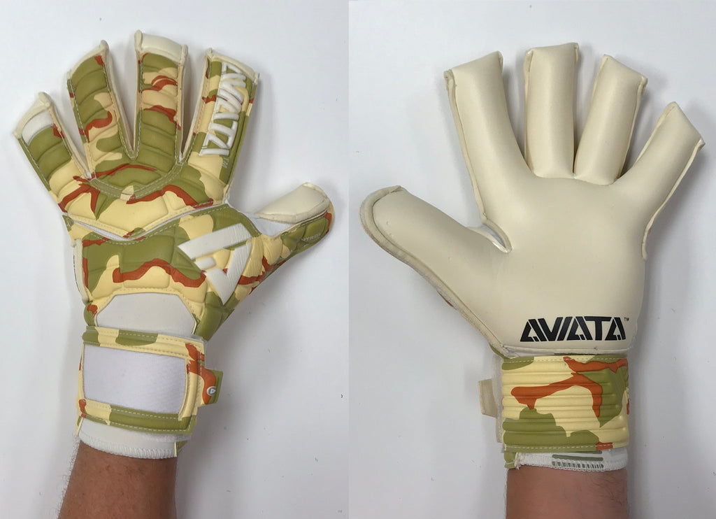 New Stretta Magnetik Camo Fingertipped