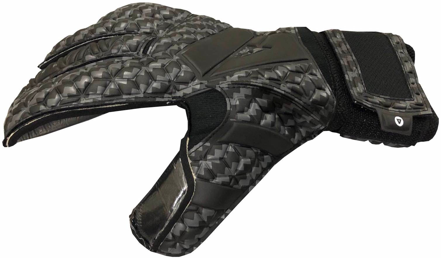 Viper Carbon Fibre V7 Junior Goalkeeper Gloves