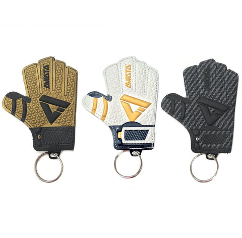 Aviata Glove Keychain - 3 Pack