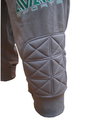 Exo-Skel Euro 3/4 Pants Padded Gray